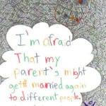 ¿Cómo se sienten los niños cuyos padres se divorcian o separan?