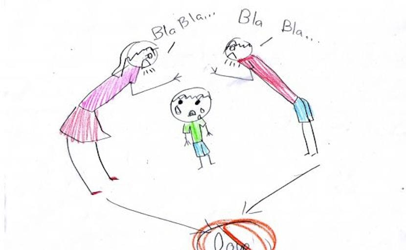 ¿Cómo Se Sienten Los Niños Cuyos Padres Se Divorcian O