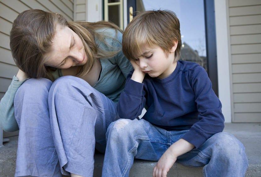preocupaciones en los niños