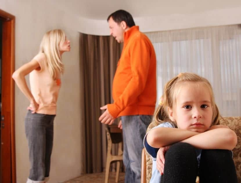 Discusión de los padres