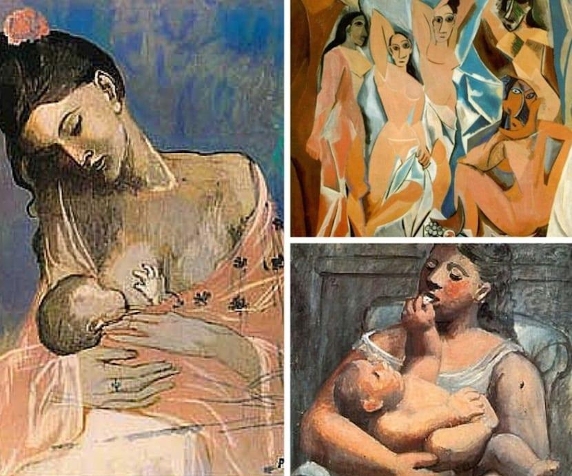 Museo Picasso Lactancia