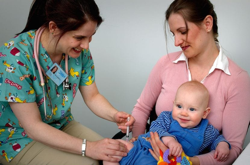 Infants and young children need to be vaccinated because the diseases prevented by vaccination