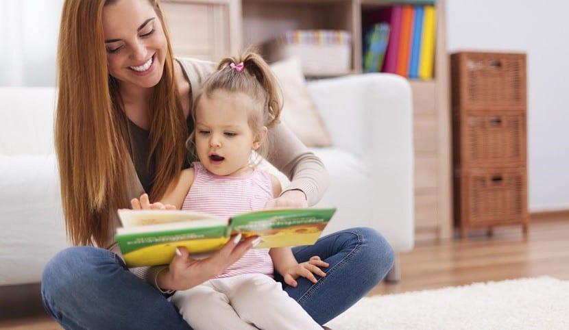 Leer cuentos en voz alta