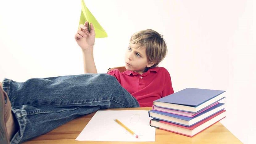 Consejos de organización escolar en alumnos con tdah
