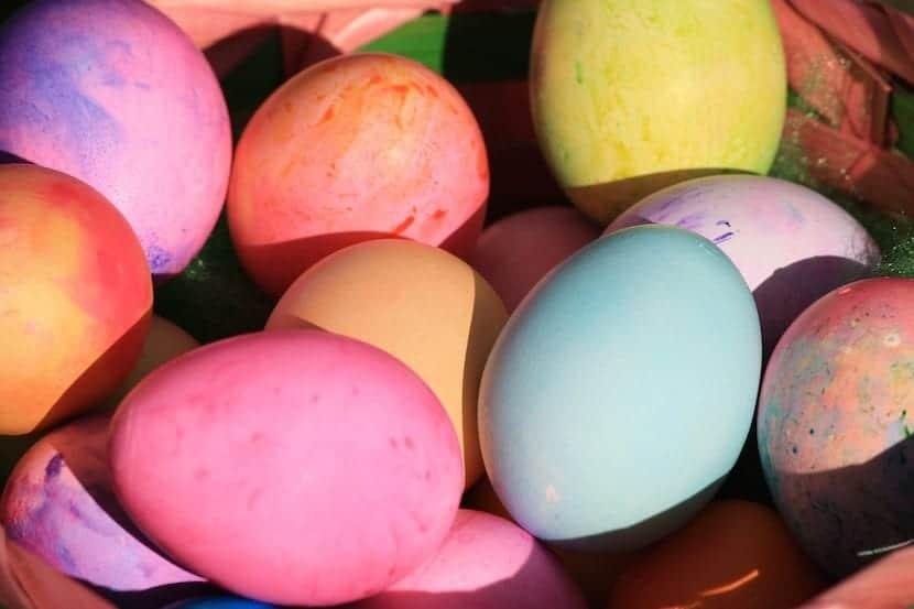 """¿Te faltan ideas para entretener a los niños de Pascua? Prueba con una """"búsqueda de huevos"""""""