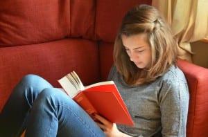 Quiéres saber que les gusta leer a los adolescentes?