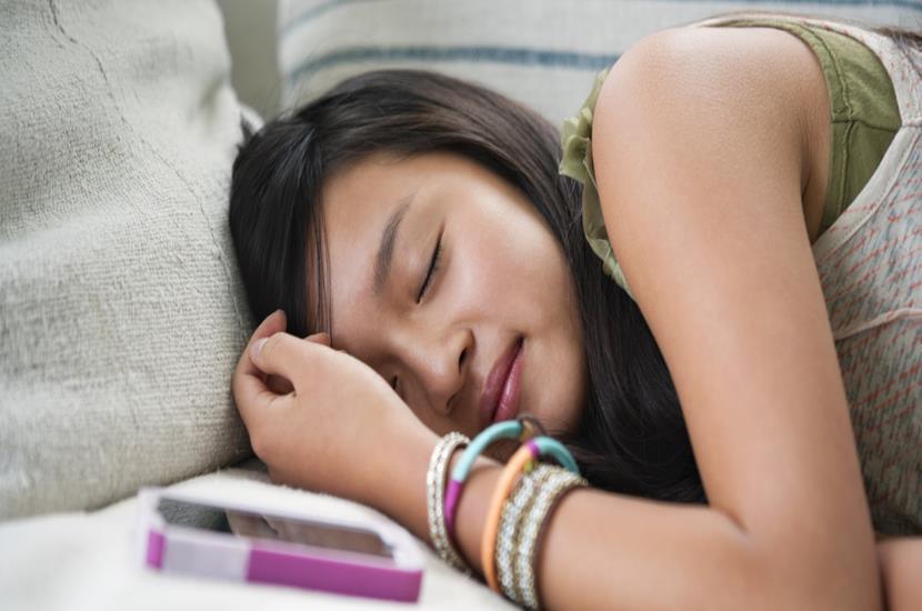 Según un estudio, a los adolescentes les faltan horas de sueño (Copy)