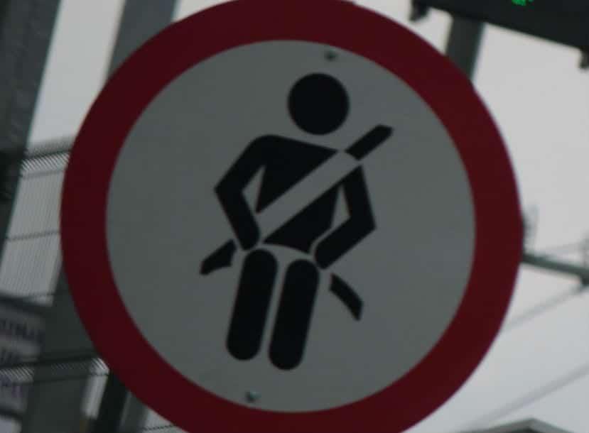 cinturn de seguridad