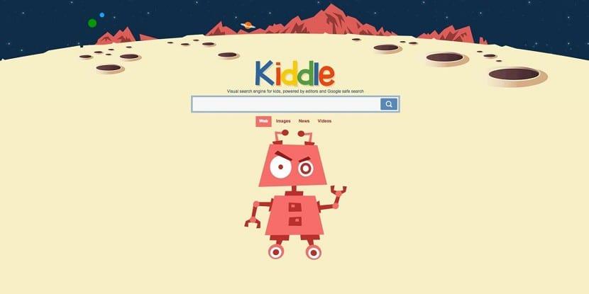 kiddle para niños