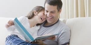 leer a los hijos
