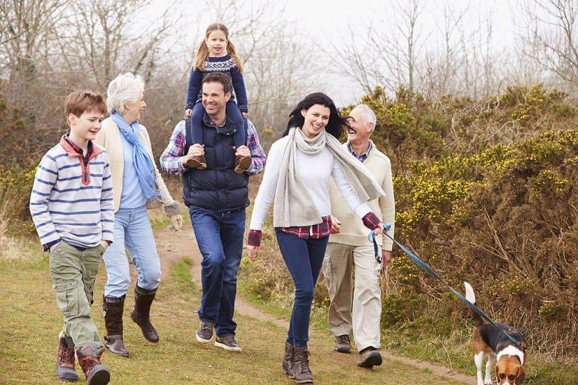 actividades con niños en el campo