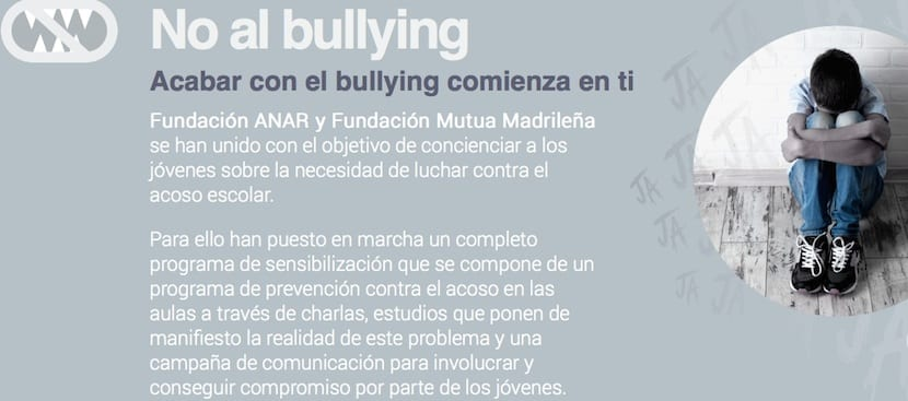 Bullying Fundación Anar3