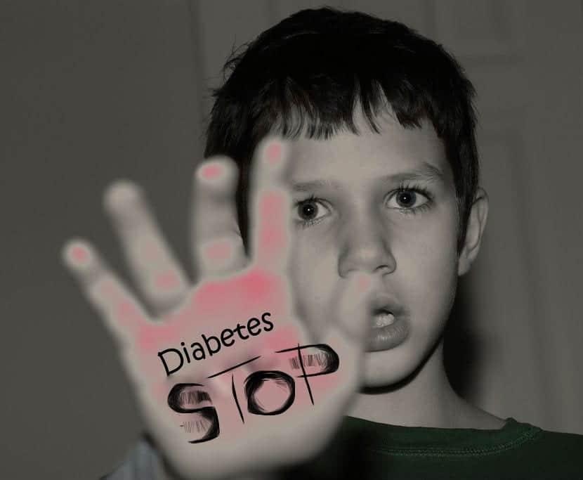 la diabetes en nios