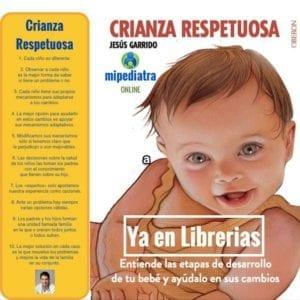 """""""Crianza respetuosa"""": un libro para conocer al bebé en sus primeros años de vida"""