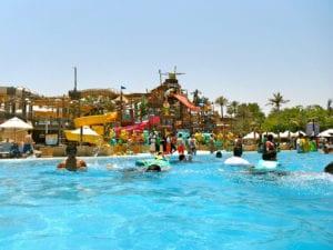 Seguridad Infantil en el parque acuático: responsabilidad compartida