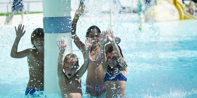 seguridad en playas y piscinas