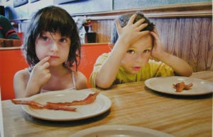 Alimentación infantil: no mezcles miedo con nutrición