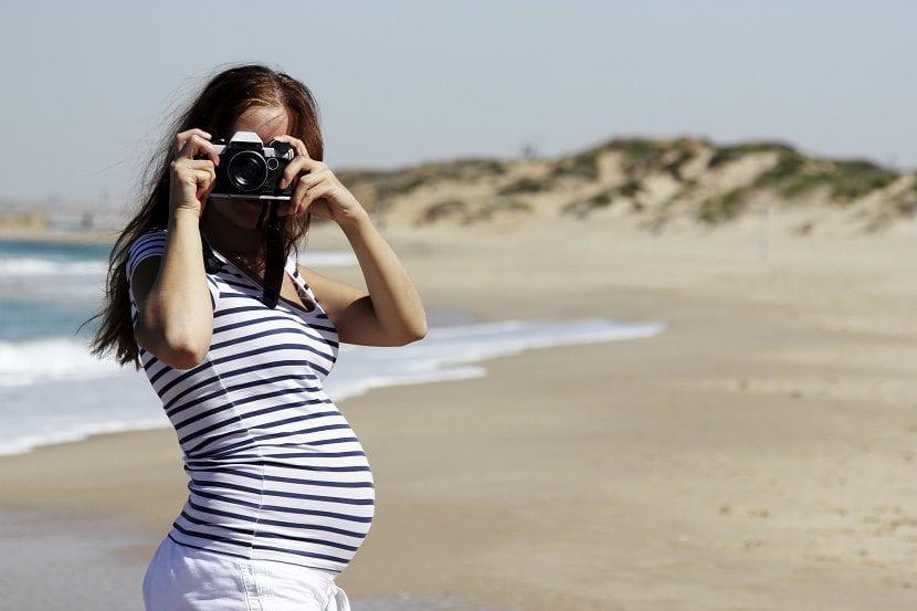 viajar estando embarazada