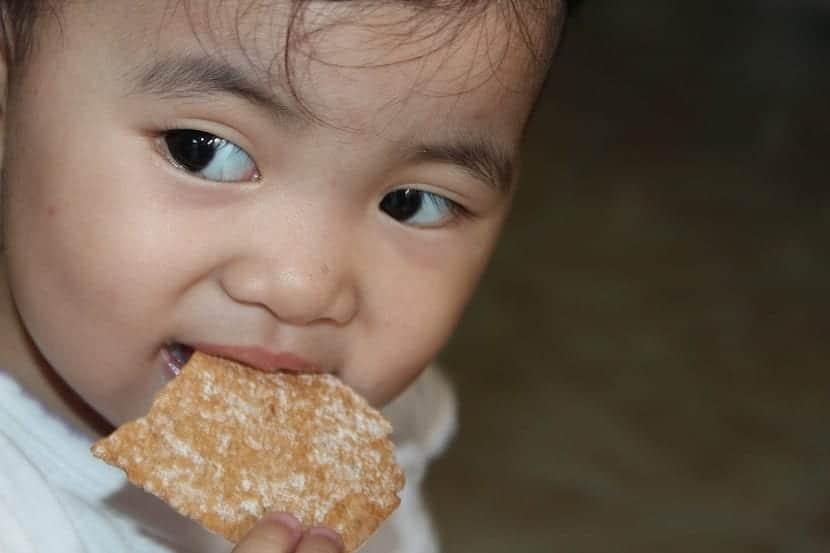 Niños-gluten