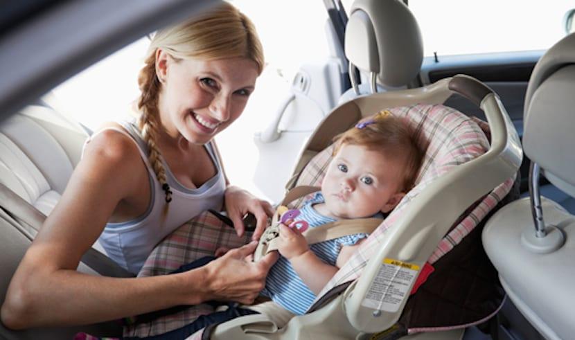 La nica forma de viajar seguros de 0 a 4 a os es a - Seguros de coche por meses ...