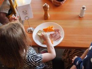Desayunos infantiles: en su justa medida y según el apetito de los peques
