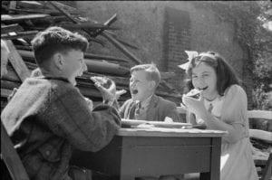 ¿Qué le ponéis a los niños para comer en el recreo?