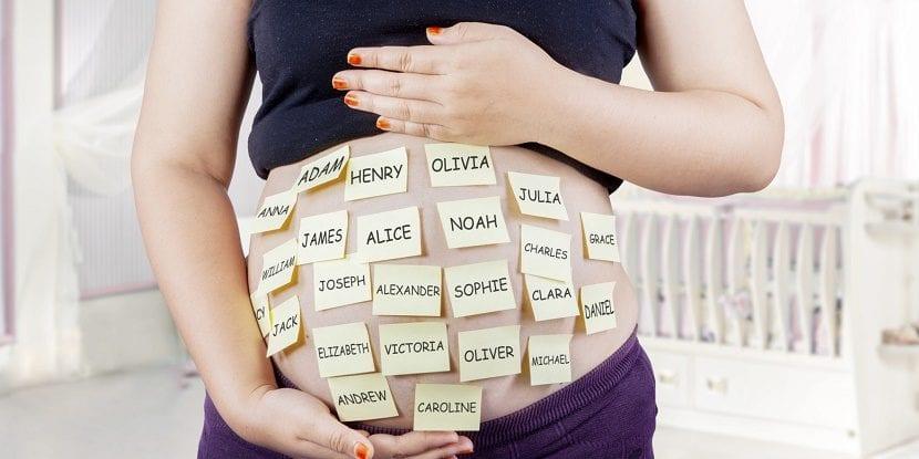 nombres para bebe