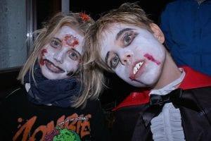 Erase una vez... unos niños que ya salían solos a la calle en Halloween
