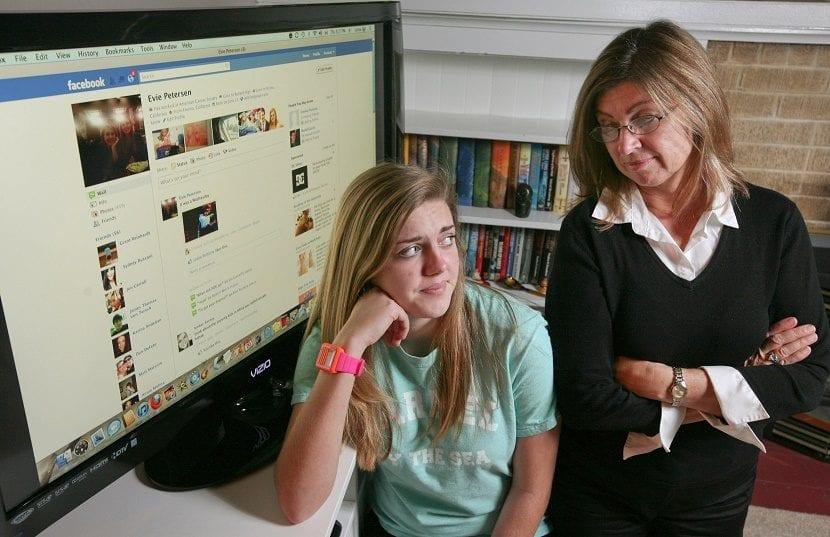 Facebook familias