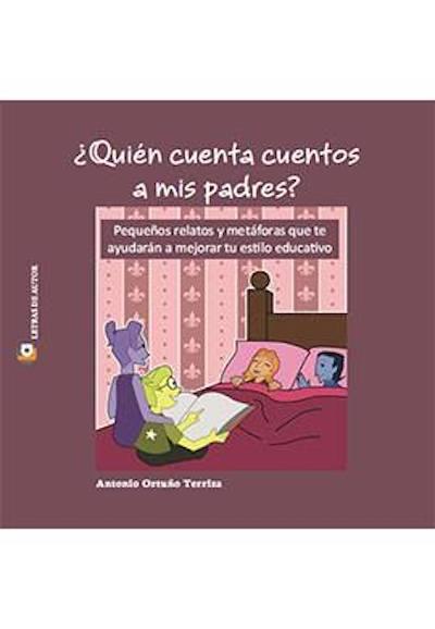 """Libro """"¿Quién cuenta cuentos a mis padres?"""""""