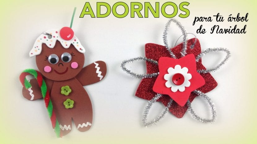 Ideas de actividades para hacer en familia durante las for Manualidades para adornos navidenos