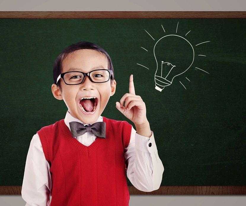 inteligencia nenes y nenas