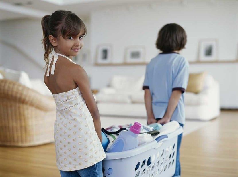 tareas domésticas