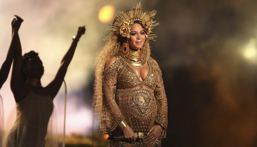 Beyoncé embarazada