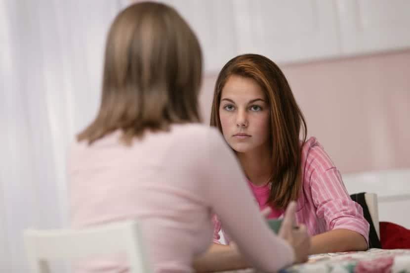 Comunicación con hijos adolescentes