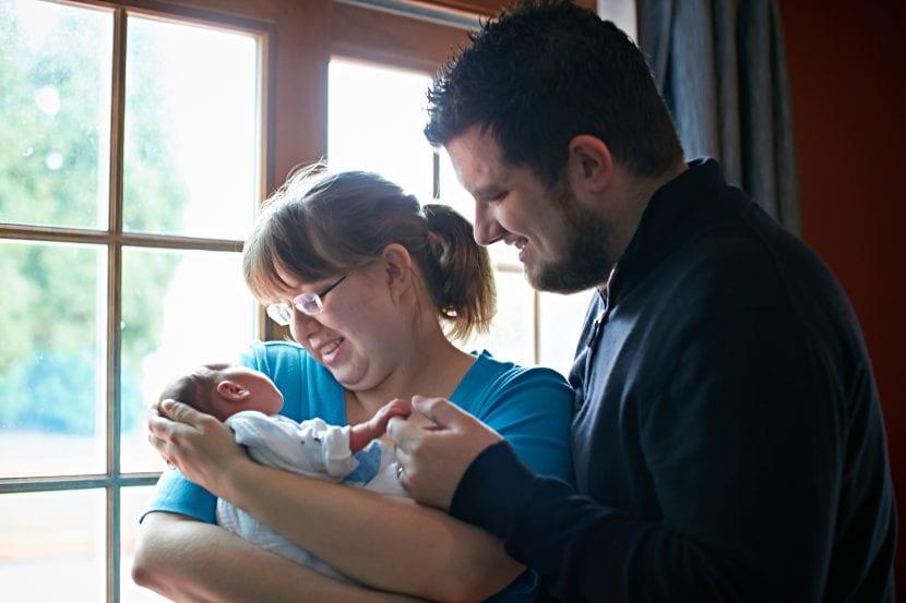 valoración familiar para la llegada del bebé a casa