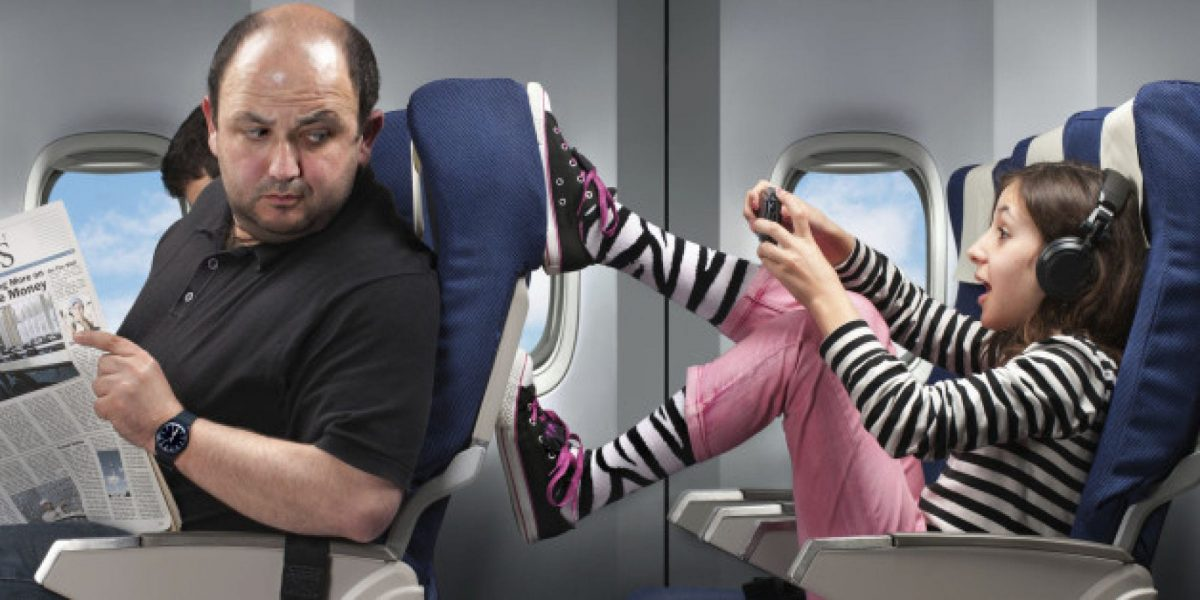viajar sin niños