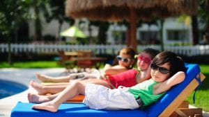 vacaciones sin niños