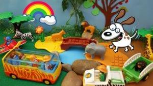 Vídeo de juguetes de Playmobil