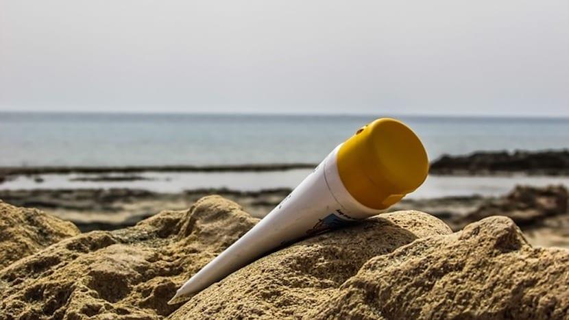Crema de protección solar