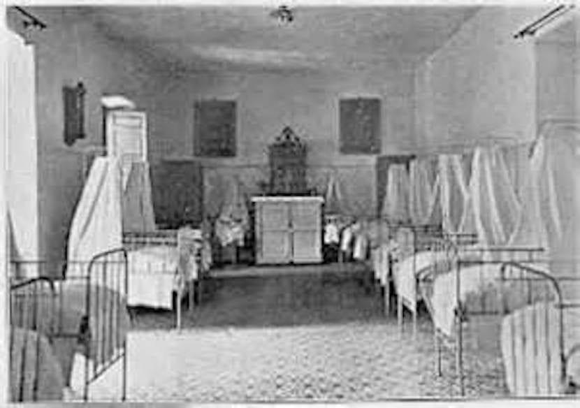 antiguo orfanato