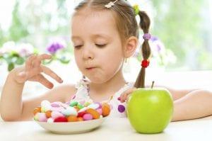 los niños prefieren el dulce