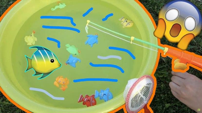 Juego de pesca