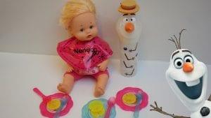 Nenuco y Frozen