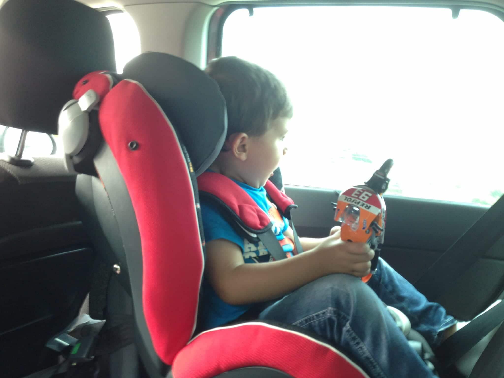 viajar acm en coche