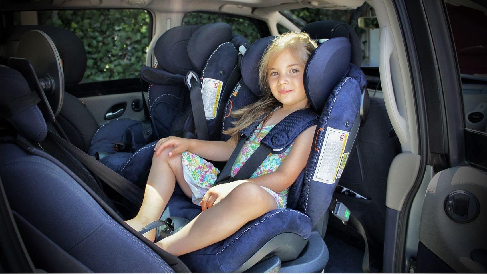 sillas de niños a contra marcha