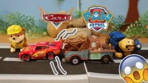 Vídeo de juguetes Cars 3