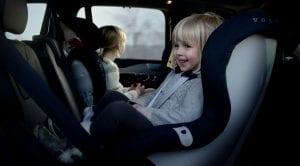 seguridad en las carreteras sillas infantiles