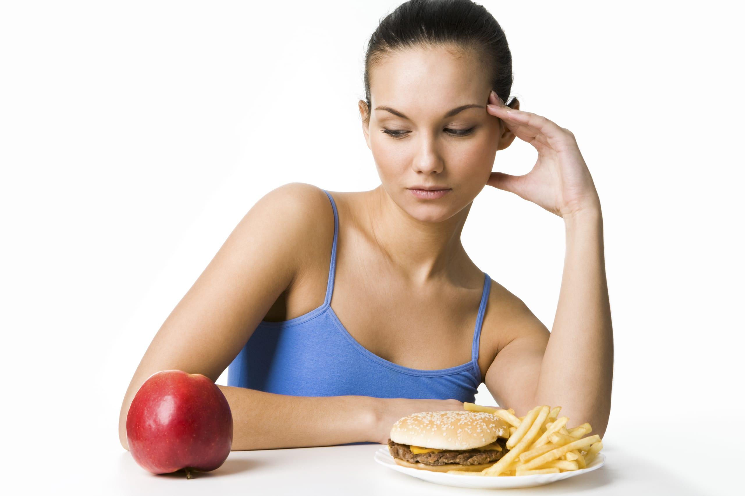 que proceso los desordenes alimenticios