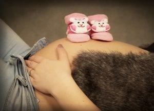 Cambios en el flujo vaginal durante el embarazo